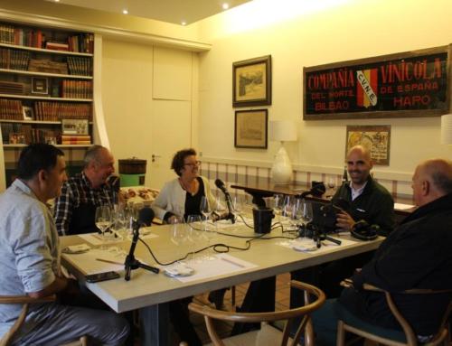 Viaje a la Rioja, bodegas Cvne, bar Benigno, Vieja Bodega, Embutidos Alejandro (15/09/2019)